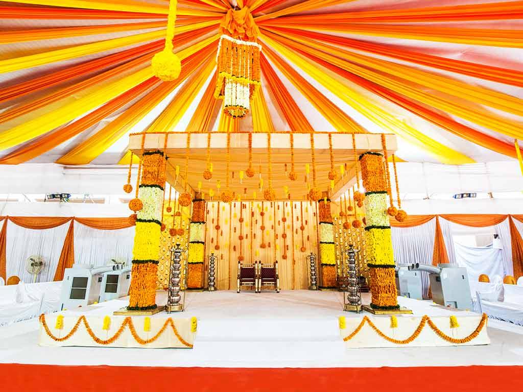 Weddings at kalidas ground mulund venue decoration jess ideas elegant traditional wedding mandap at kalidas ground junglespirit Choice Image