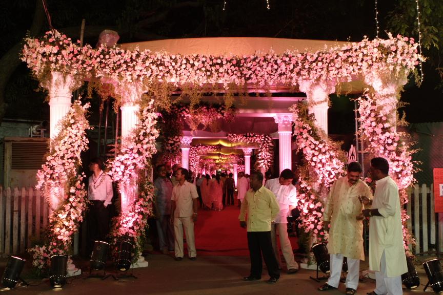 Weddings at race course mumbai venue decoration jess ideas floral passage race course mumbai junglespirit Images