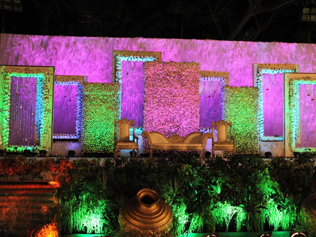 Weddings at parsi gymkhana dadar venue decoration jess ideas parsi gymkhana wedding reception stage junglespirit Choice Image